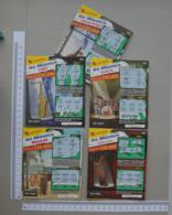 PORTUGAL    - LOTARIA INSTANTANEA -  5 -  UNIDADES  - (Nº11175) - Billets De Loterie