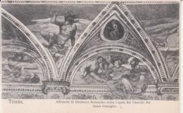 Trento - Affreschi Di Girolamo Romanino Nella Loggia Del Castello Del Buon Consiglio - Trento