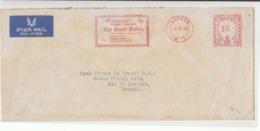 G.B. / Airmail / Meter Mail / Royal Ballet / Dancing - 1952-.... (Elizabeth II)