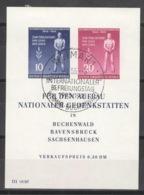 DDR Block 11 O Sonderstempel - [6] République Démocratique