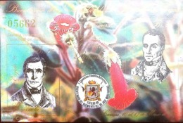 O) 1986 VENEZUELA, DR JOSE VARGAS - EXFILBO 86 BOLIVARINA EXHIBITION, MNH - Venezuela