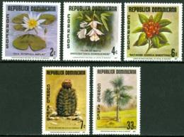 DOMINICAN REPUBLIC 1977 BOTANICAL GARDENS** (MNH) - Dominicaine (République)