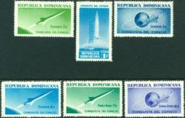 DOMINICAN REPUBLIC 1964 CONQUEST OF SPACE** (MNH) - Dominicaine (République)