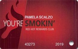 FireKeepers Casino - Battle Creek, MI - Slot Card - 2019 - Casino Cards