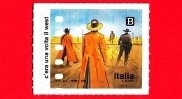 Nuovo - MNH - ITALIA - 2018 - Cinema - C'era Una Volta Il West - Western  - S. Leone -  B - 1946-.. République