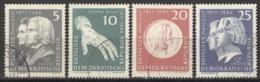 DDR 857/60 O Tagesstempel - Gebraucht