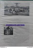 1903 LE NIGER - L'OCCUPATION FRANCAISE - PASSAGE DE LA BARRE FORCADOS - LE TOUR DU MONDE - Libros, Revistas, Cómics