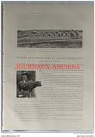1907  LES PHILIPPINES - VOYAGES ET COMBATS DANS LE SUD - LE TOUR DU MONDE - Journaux - Quotidiens
