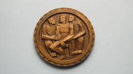 P.M.B. ANTWERPEN ( Boschmans ) RUTTEN J. ( Detail : Zie / Voir Photo ) 70 Mm. ...+/- 146 Gr.! - Professionnels / De Société