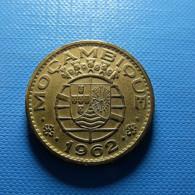 Portuguese Moçambique 1 Escudo 1962 - Portugal