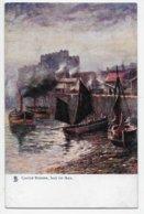 Castle Rushen - Tuck Oilette 6216 - Isle Of Man