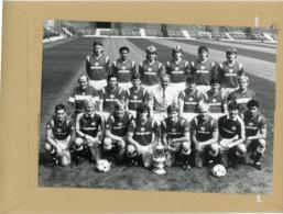 FOOTBALL . MANCHESTER UNITED / CHALLENGE EUROPEEN / FRANCE FOOTBALL 1986 - Sporten
