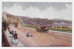 Queen's Promenade, Douglas - Tuck Oilette 1780 - Isle Of Man
