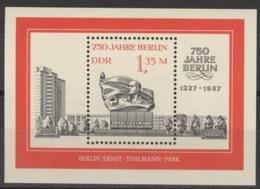 DDR Block 89 10er Packung ** Postfrisch - DDR