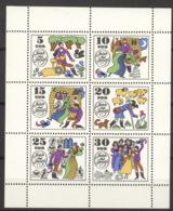 DDR Kleinbogen 1450/55 10er Packung ** Postfrisch - DDR