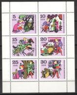 DDR Kleinbogen 1545/50 10er Packung ** Postfrisch - DDR