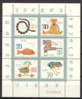 DDR Kleinbogen 2661/66 10er Packung ** Postfrisch - DDR