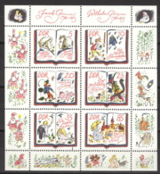 DDR Kleinbogen 2987/92 10er Packung ** Postfrisch - DDR