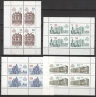 DDR Kleinbogen 3075/78 Packung Mit 10 Kleinbogensätzen ** Postfrisch - DDR