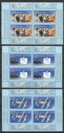 DDR Kleinbogen 3190/92 Packung Mit 10 Kleinbogensätzen ** Postfrisch - DDR