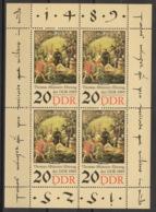 DDR Kleinbogen 3271 10er Packung ** Postfrisch - DDR