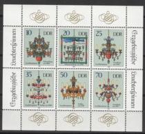 DDR Kleinbogen 3289/94 10er Packung ** Postfrisch - DDR