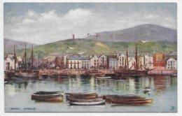 Ramsey Harbour - Tuck Oilette 1779 - Isle Of Man
