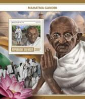 Niger 2017 Mahatma Gandhi S201711 - Niger (1960-...)