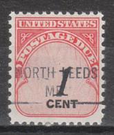 USA Precancel Vorausentwertung Preo, Locals Maine, North Leeds 841 - Vereinigte Staaten