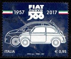 Italien  2017 Gestempelt (6744) - 6. 1946-.. Republic