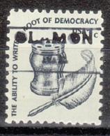USA Precancel Vorausentwertung Preo, Locals Maine, Olamon 872 - Vereinigte Staaten