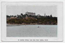 Sydney - St. Ignatius College, Lane Cove River - Sydney