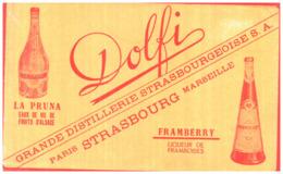 """L D/Buvard Grande Distillerie """"Liqueur Lapruna"""" (Format 21 X 13) (N= 1) - Liqueur & Bière"""