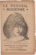 (TRE) Le Refrain Du Faubourg , Jolies Promesses D'amour, L'étoile Du Malheur - Partitions Musicales Anciennes