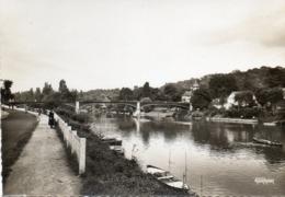 94 LA VARENNE       Le Pont Et La Rive De Chennevières - Francia