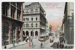 Sydney - George Street Near General Post Office - Sydney