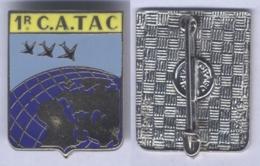 Insigne Du 1er Commandement Aérien Tactique - Airforce