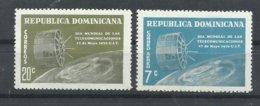 DOMINICANA YVERT  691,  AEREO  217   MNH  ** - Dominicaine (République)