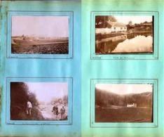 """Photos Originales 88 VOSGES """" CHANTRAINE - La Cressonnière D'Olima - Club Des Patineur -15 Août 1898 """" (33)_PHOT234 - Places"""