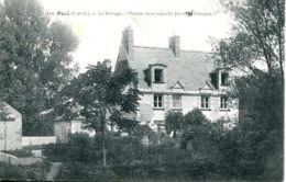 N°75592 -cpa Pocé -maison Dans Laquelle Fut Sevré François 1 Er- - Unclassified