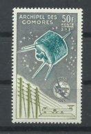 COMORES YVERT AEREO  14     MNH  ** - Isla Comoro (1950-1975)