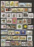 Isle Of Man Collection With Many Topical Stamps - Isla De Man