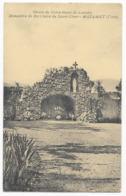 Mazamet Grotte De Notre-Dame De Lourdes Monastère Ste Claire Du Sacré-Coeur - Mazamet