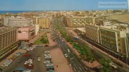 D167665 Kuwait - Fahd-Al Salem Street Sent From IRAQ  Ca 1960-70's - Kuwait