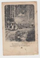 BB073 - LES VOSGES - Die Vogesen - Chemin De Fer De Forêt Près D'Albreschviller - Waldeisenbahn - Schlitteurs - France