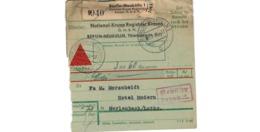 Allemagne  - Colis Postal  Départ Berlin Neukölln ( National Krupp Registrier Kassen ) - Allemagne