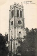 Kiribati    ILES GILBERT   Tour De L'église D' Apaiang - Cartes Postales