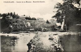 Nouvelle-Guinée               YULE-ISLAND     Centre De La Mission - Cartes Postales