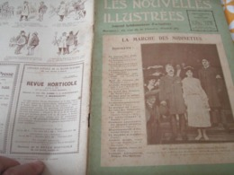 PARIS MIDINETTES MARCHE/ ROLLINAT CHATEAUROUX /HOUPLINES ARMENTIERES JAURES /PLOUBAZLANEC  PORTZ EVEN TREPASSES - Boeken, Tijdschriften, Stripverhalen