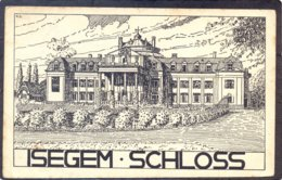 ISEGHEM - Schloss (Feldpost) - Izegem